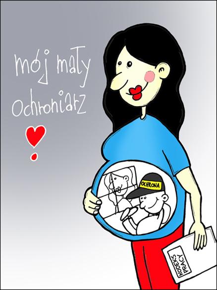 Ciąża w pracy