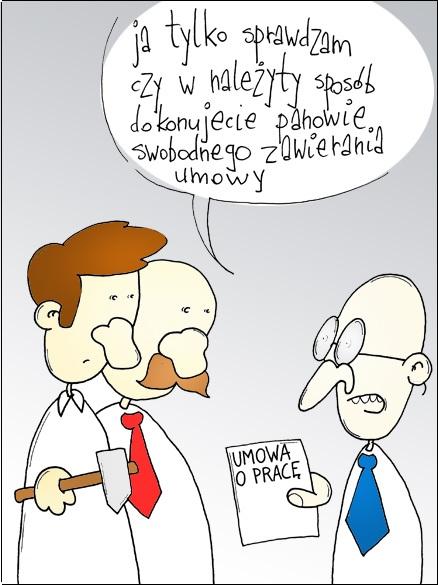 Europejski Menadżer umowa