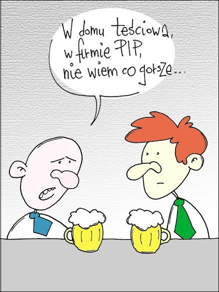 Nierówne traktowanie pracodawców przez PIP