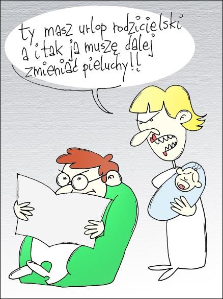 Wniosek o udzielenie urlopu rodzicielskiego