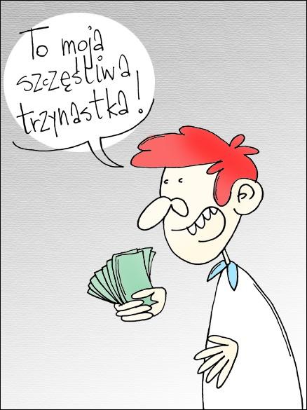 Trzynasta pensja
